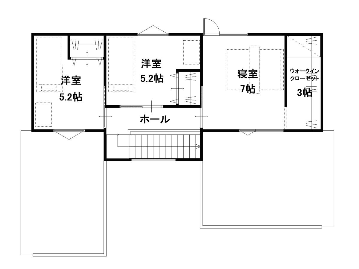 2階平面図2